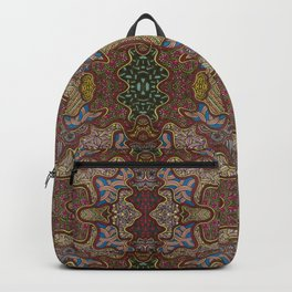 Texture Parade Backpack