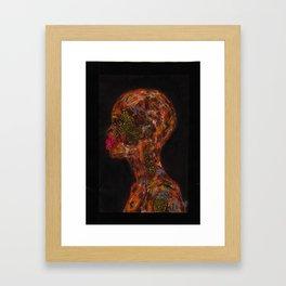 Karena Framed Art Print
