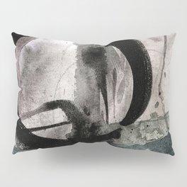 Enso Of Zen No.4M by Kathy Morton Stanion Pillow Sham