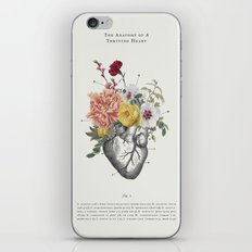 A Thriving Heart iPhone Skin