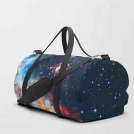 Space Galaxy Duffle Bag