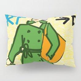 Travelling light Pillow Sham