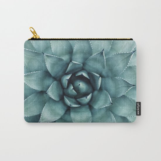 Flower geometric 4 Carry-All Pouch