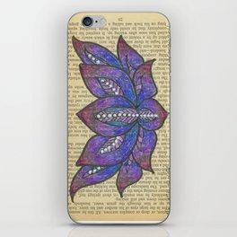 The Lotus Flower iPhone Skin