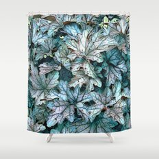 Growing Free Shower Curtain