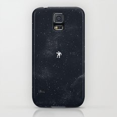 Gravity - Dark Blue Slim Case Galaxy S5