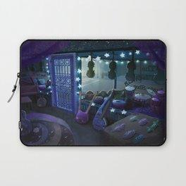 Starry Little Music Store Laptop Sleeve