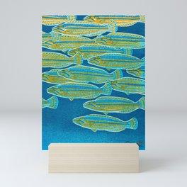 No Series-Tide Kasamatsu Shiro Japanese Woodblock Painting Asian Beautiful Ink Cultural Historic Vin Mini Art Print
