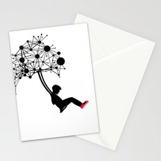 the Swingset Stationery Cards