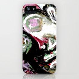 Red Magpie iPhone Case