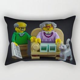 Chair Wars Rectangular Pillow