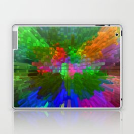 Spring Popping out of the city... Laptop & iPad Skin