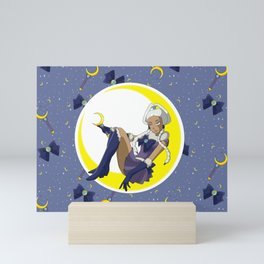 Sailor Scout Yue Mini Art Print
