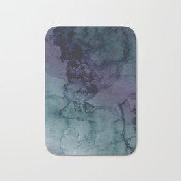 Energize - Mixed media painting Bath Mat
