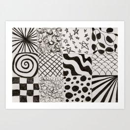 Willow Art Print