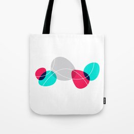 Tide Out Tote Bag