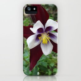 Mountain Flower iPhone Case