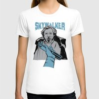 luke hemmings T-shirts featuring Luke Skywalker by Szoki