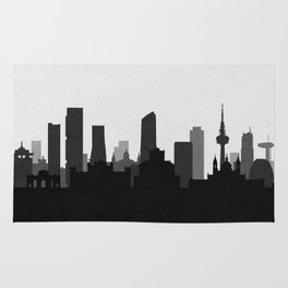 City Skylines: Madrid Rug