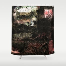 Encounters 32i by Kathy Morton Stanion Shower Curtain