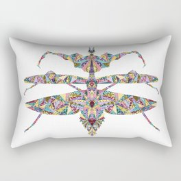 diabolica Rectangular Pillow