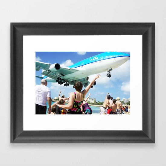 Airplane! Framed Art Print
