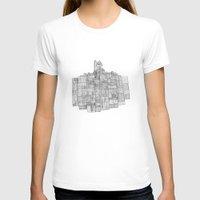 farm T-shirts featuring Farm Land by Virginia Kraljevic