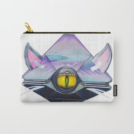 nine lives shell Carry-All Pouch