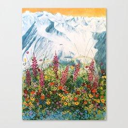 Alyeska Canvas Print