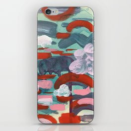 Our Own Piece of Earth iPhone Skin