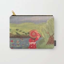 A Windy Summer Carry-All Pouch