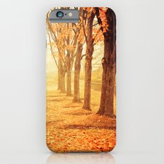 The Poetry of Autumn Slim Case iPhone 6s