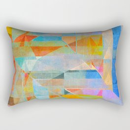 Arraial Rectangular Pillow