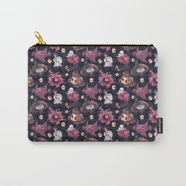 Spooky Type Carry-All Pouch