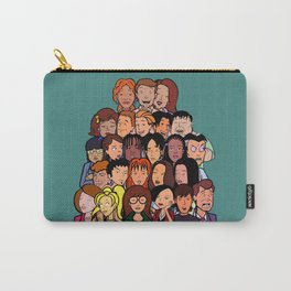 Daria Cast Carry-All Pouch