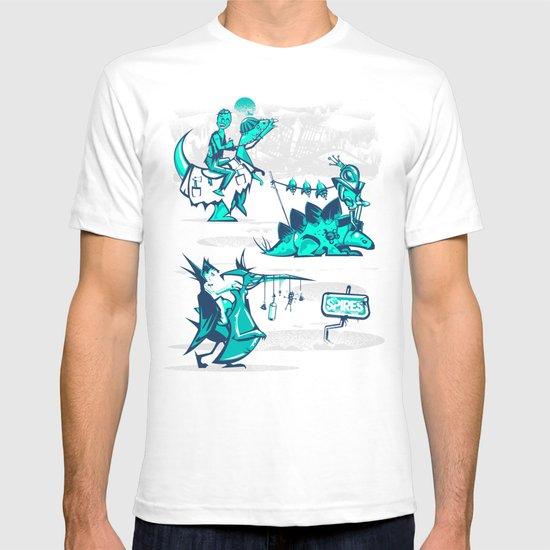 Post Human Caravan T-shirt