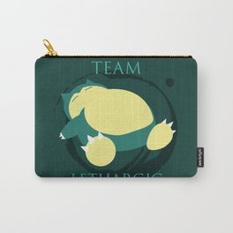 Team Lethargic Carry-All Pouch