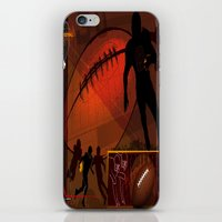 football iPhone & iPod Skins featuring Football by Robin Curtiss