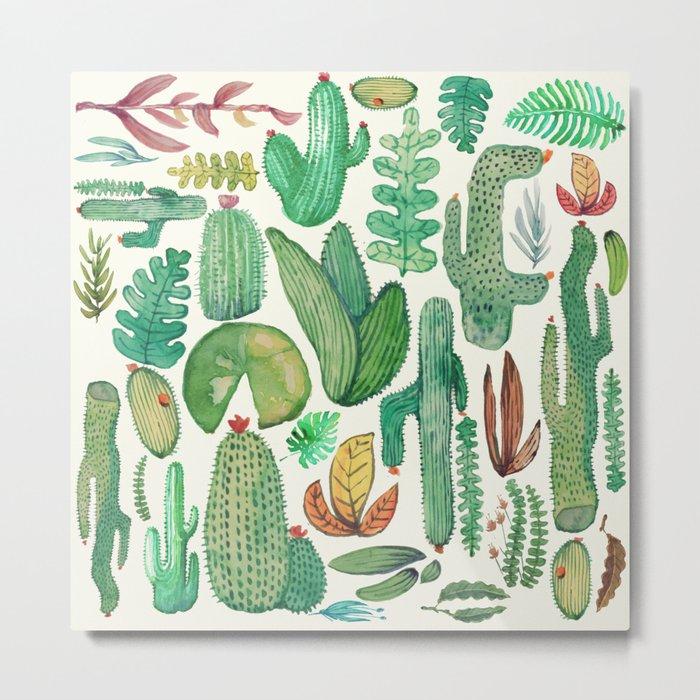 nature flora Metal Print