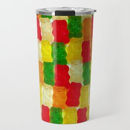 Colorful gummi bears Travel Mug