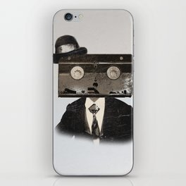 Faces of the Past: VHS alt3 iPhone Skin