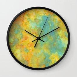 Ink Play - Abstract 01 Wall Clock