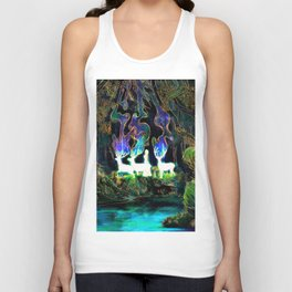 Etheral Gust Unisex Tank Top