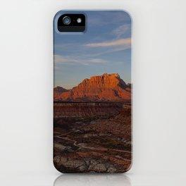 Sunset Ridge - iPhone-Photo, #sunset iPhone Case