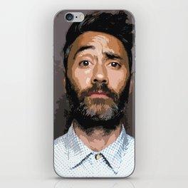 Taika Waititi 7 iPhone Skin