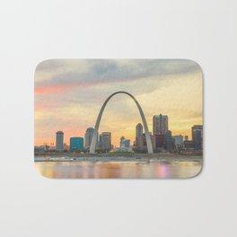 St Louis - USA Bath Mat