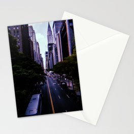 New York City // Retro 30 Stationery Cards