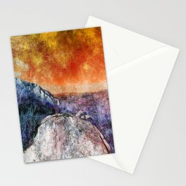 Colourful Viewpoint Stationery Cards