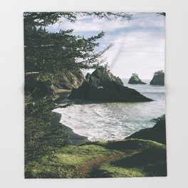 Samuel H. Boardman II Throw Blanket