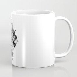 Sun vs Moon Coffee Mug